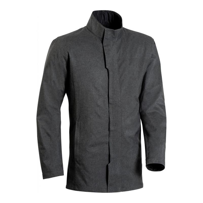 Veste textile Ixon Pradel gris chiné