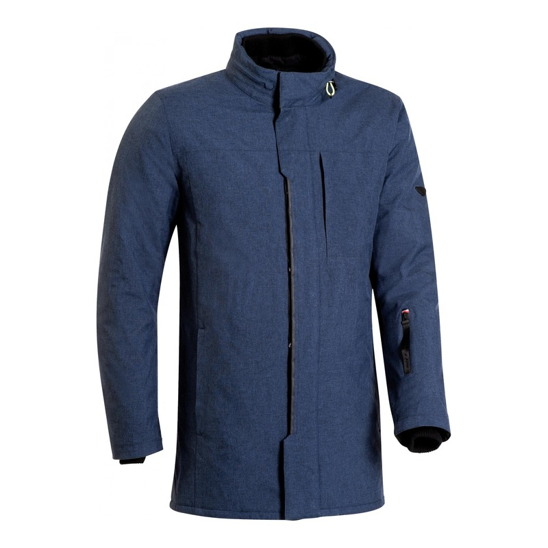 Veste textile Ixon Terreaux navy chiné