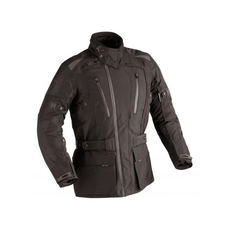 Veste Textile IXON Tundra Vx Noir Homme