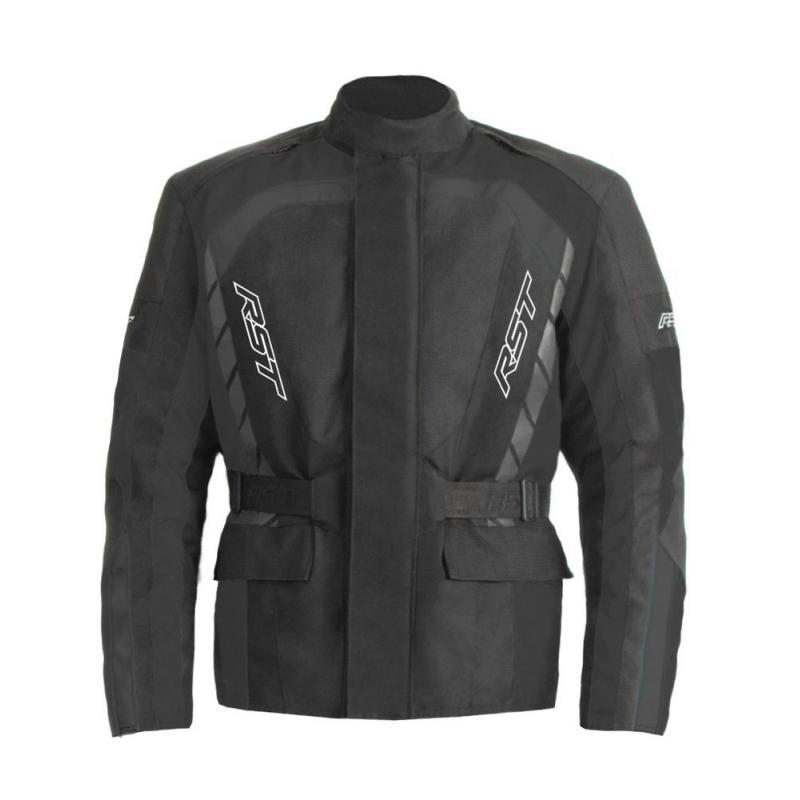 Veste textile RST Alpha IV noir