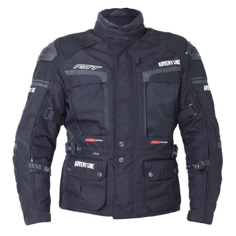 Veste textile RST Pro Serie Adventure III noir