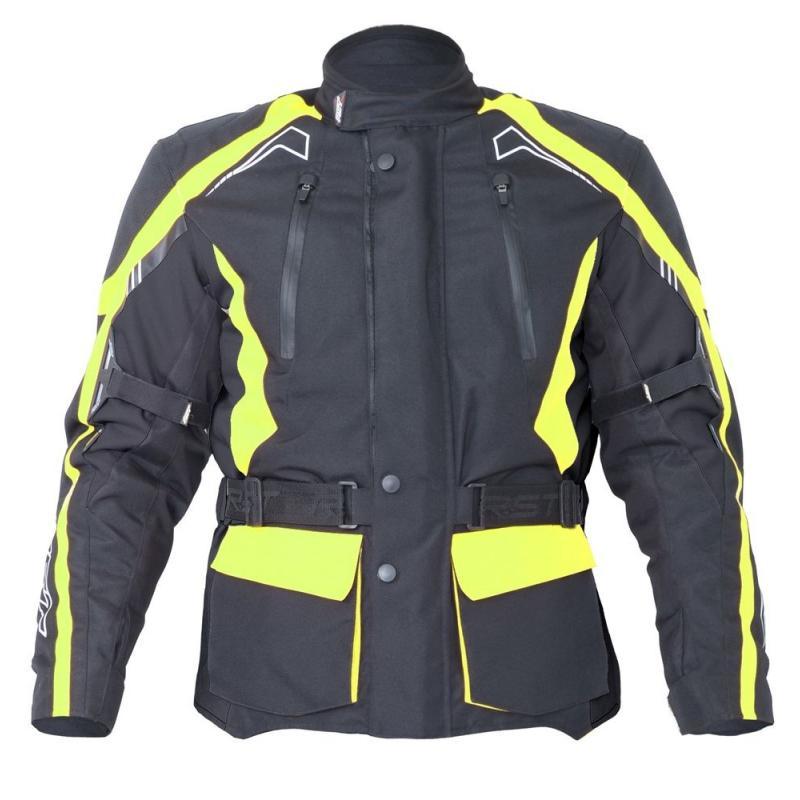 Veste textile RST Rallye jaune fluo