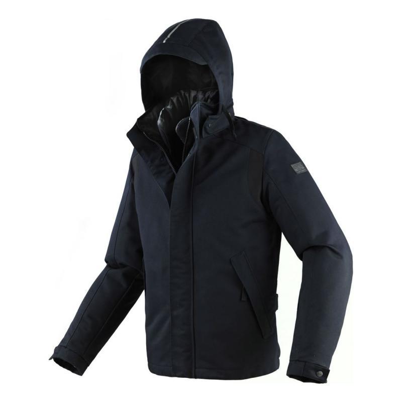Veste textile Spidi COMBAT FIELD bleu