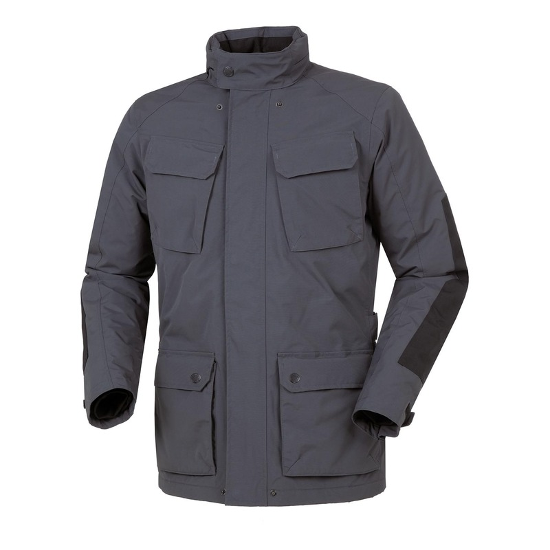 Veste textile Tucano Urbano 4Tempi 2G gris