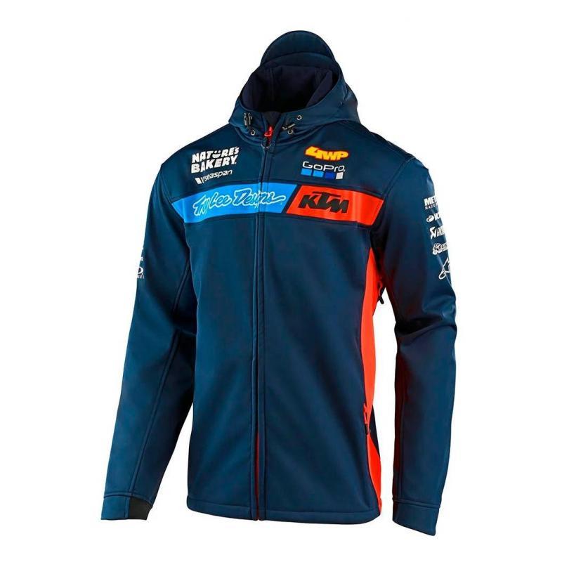 Veste Troy Lee Designs Team KTM Pit 2020 navy