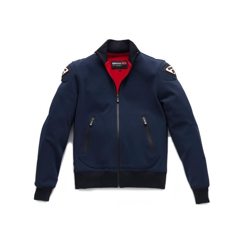 Veste zip Blauer Easy Man 1.0 bleu marine