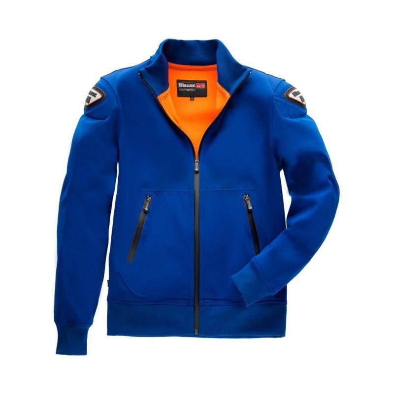 Veste zip Blauer Easy Man 1.0 bleu