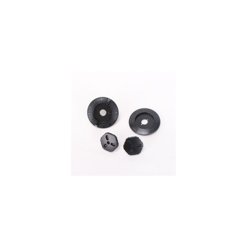 Vis de fixation Astone pour casque DJ10-2 (pour casque de XS à M)