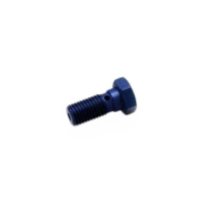 Vis simple m10x1.25 bleu