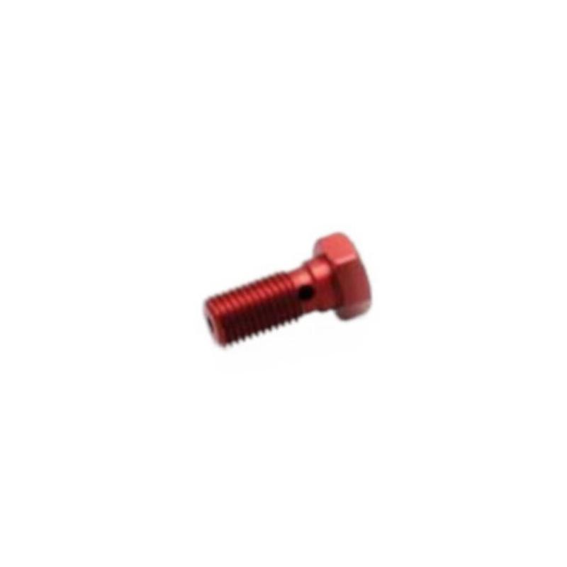 Vis simple m10x1.25 rouge