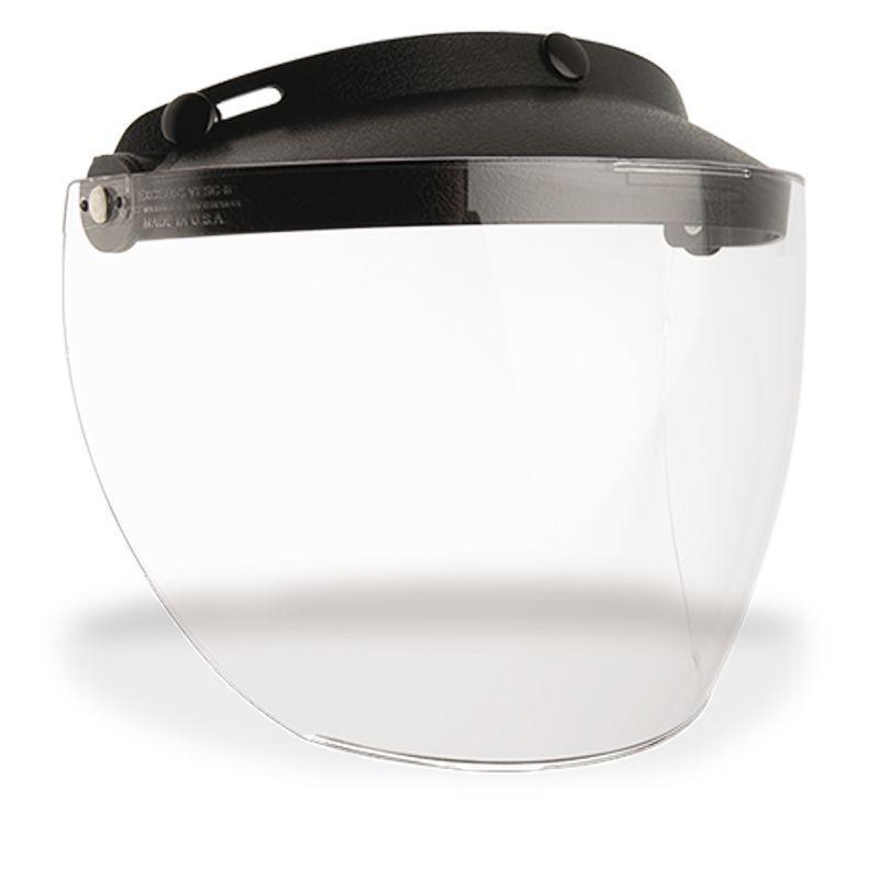 Visière Bell Flip Visor transparent