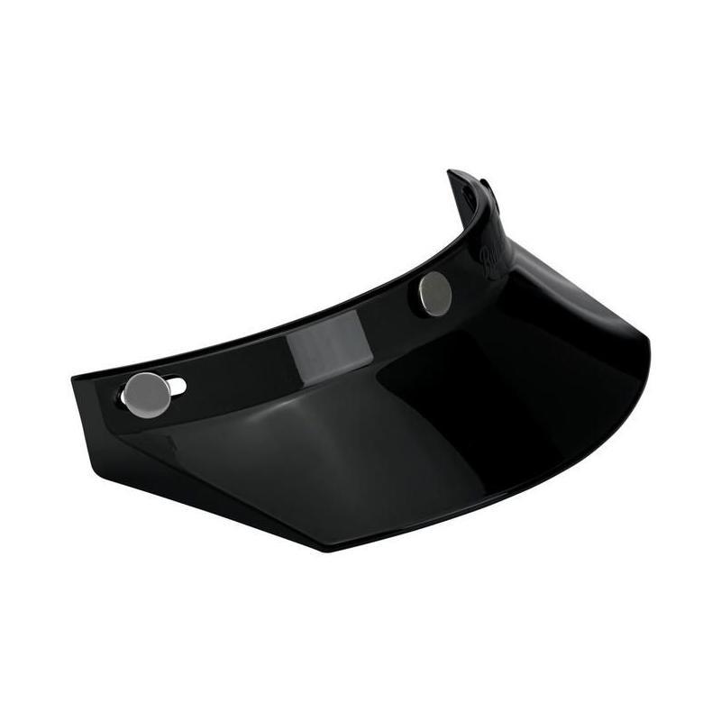 Visière de casque Biltwell à 3 pressions noire