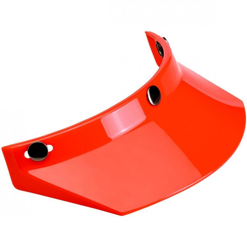 Visière de casque Biltwell à 3 pressions orange