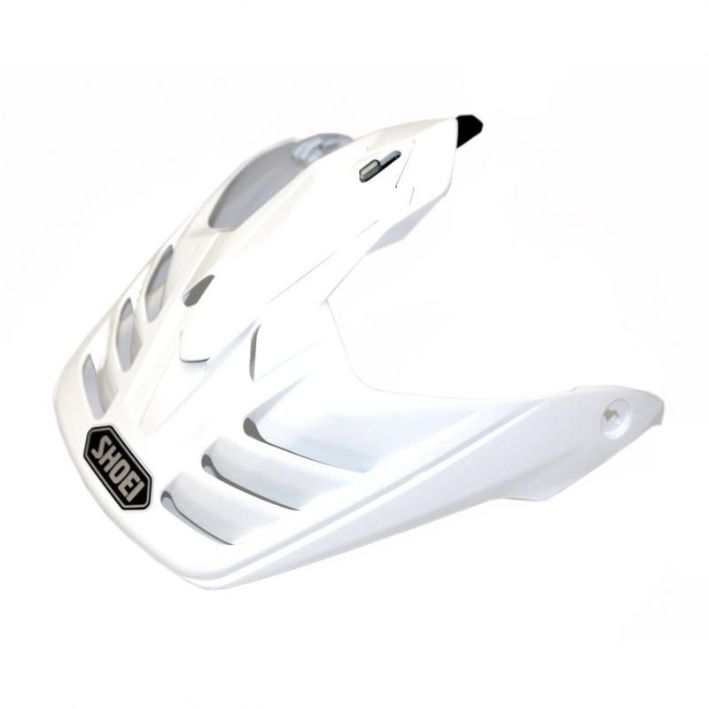 Visière de casque Shoei Hornet ADV blanc