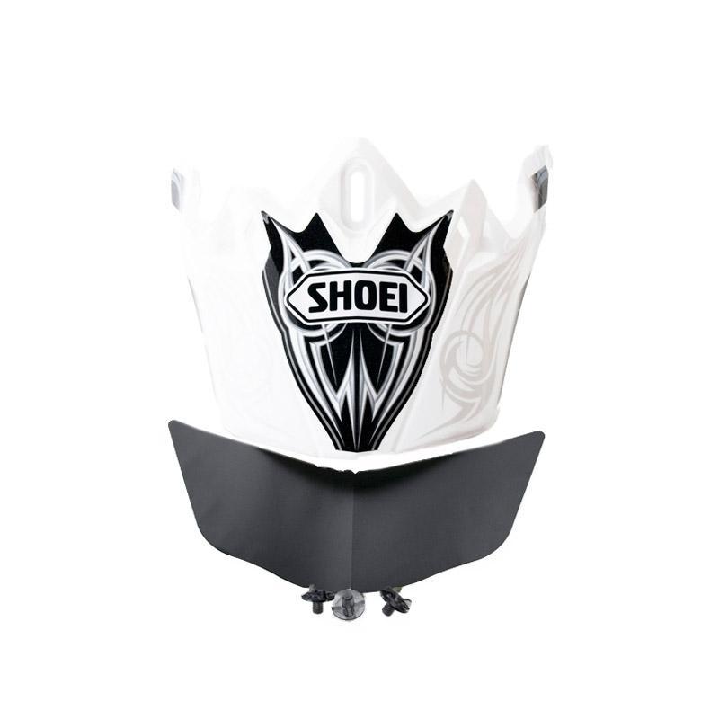 Visière de casque Shoei VFX-W Illusion TC6 noir/blanc