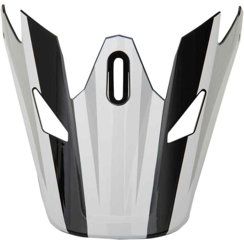 Visière de casque Thor Sector Ricochet blanc/gris