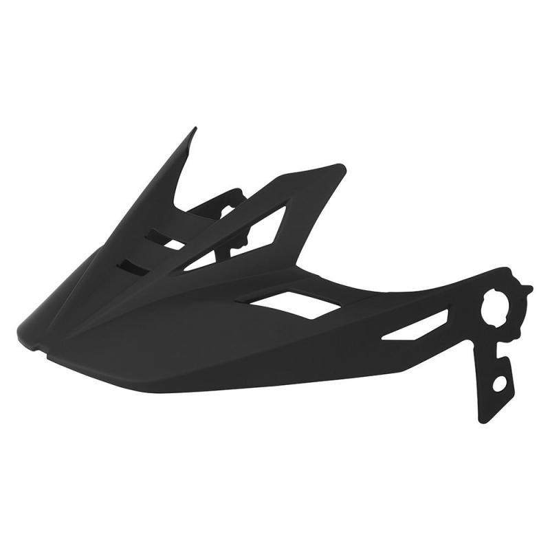 Visière Icon pour casque Airflite rubatone noir mat