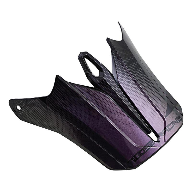 Visière pour casque Moose Racing Agroid noir/caméléon