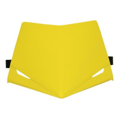 Partie supérieure de la plaque phare UFO Stealth jaune (RM/RMZ 01-19)