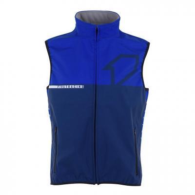 Veste sans manches First Racing Bodywarmer marine/bleu