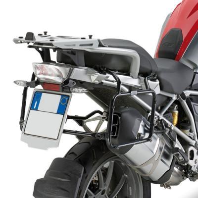 Supports pour valises latérales à liaison rapide type KLR Kappa Monokey BMW R 1200GS 13-18