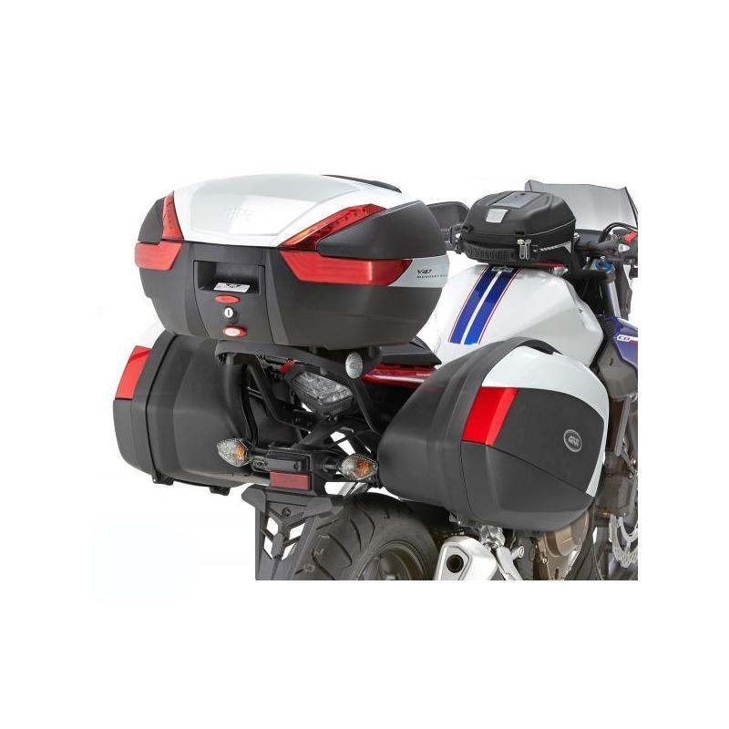 Kit de montage supports valises latérales sans support de top case Givi Honda CB 500F 16-18