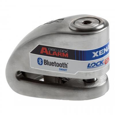Antivol bloque disque connecté avec alarme Xena XX10 Bluetooth SRA