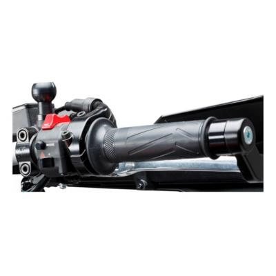 Boule de fixation SW-MOTECH M10 pour rétroviseur Filetage M10 x 125mm pour Bras RAM