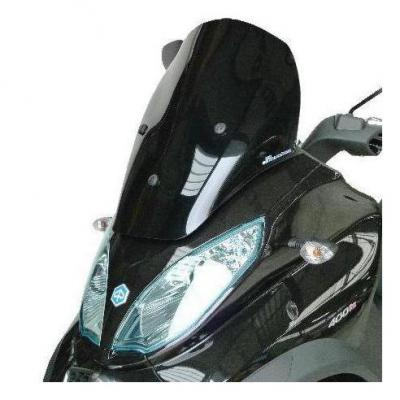 Bulle Bullster Racing 51 cm incolore Piaggio MP3 500 LT 11-16