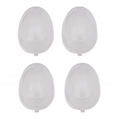 Cabochons Clignotant Blancs adaptable pour Booster BW'S (x4)
