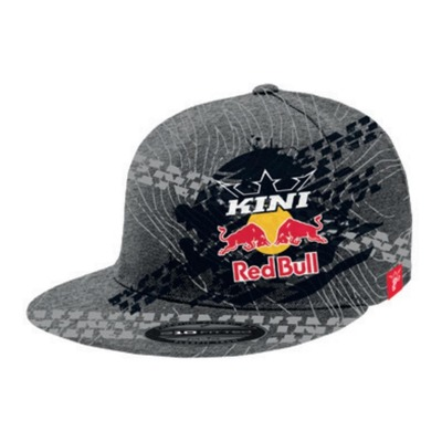 Casquette Kini Red Bull Topography gris