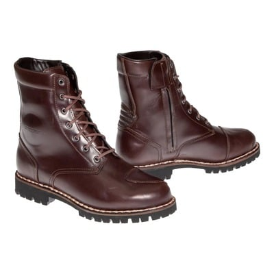 Chaussures TCX Hero Waterproof marron vintage