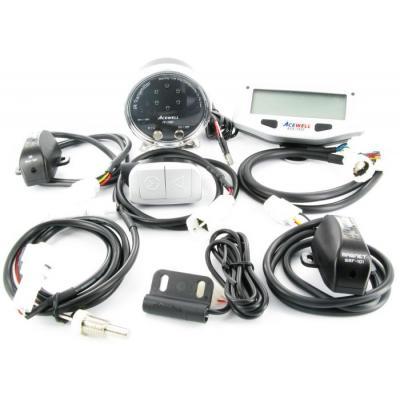 Compteur digital multifonctions Acewell 1600 homologué – PACK BASIC