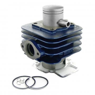 Cylindre D.40 Carenzi Fonte Typhoon Bleu 50cc