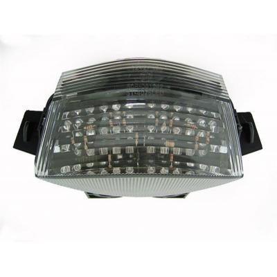 Feu arrière à LED avec clignotants intégrés pour Kawasaki ER6N/F 06-08