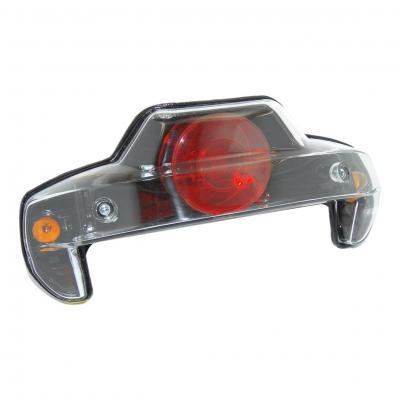 Feu arrière complet type Lexus fond noir Booster 99 - 03