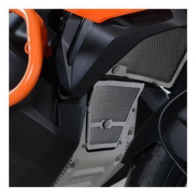 Grille de protection de collecteur R&G Racing noir KTM 790 Adventure 19-20