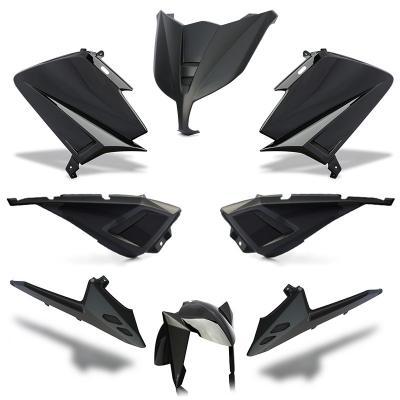 Kit carénage BCD avec poignées / avec rétro Tmax 530 15-16 noir