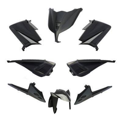 Kit carénage BCD sans poignées / sans rétro Tmax 530 12-14 noir