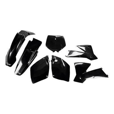 Kit plastique UFO KTM 125 SX 01-02 noir