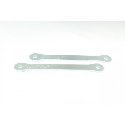 Kit rehausse de selle +30 mm Tecnium pour Kawasaki Z750 07-10