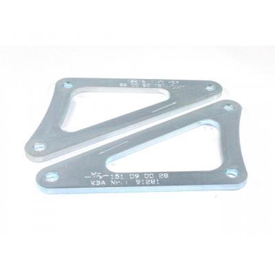 Kit rehausse de selle +30 mm Tecnium pour Yamaha FZ8 10-16