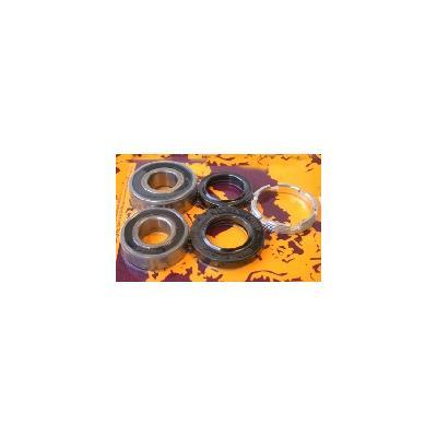 Kit roulements de roue arriere pour honda cr125/250/500 1687-88