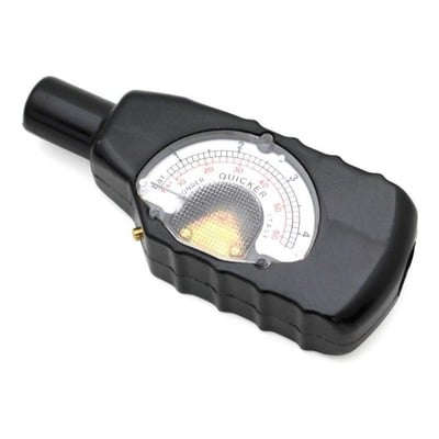 Manomètre contrôleur de pression TIP TOP Quicker de 0.7 à 4.3 bars