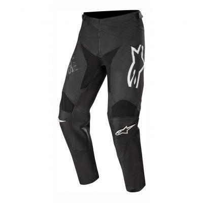 Pantalon cross enfant Alpinestars Racer Graphite noir/gris foncé