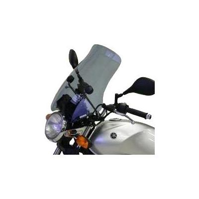 Pare-brise Bullster 45 cm incolore Yamaha YBR 125 06-14