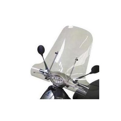 Pare-brise Bullster 62 cm incolore Piaggio Liberty 125