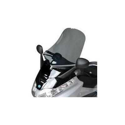Pare-brise Bullster 72 cm incolore Piaggio X8 125 04-08
