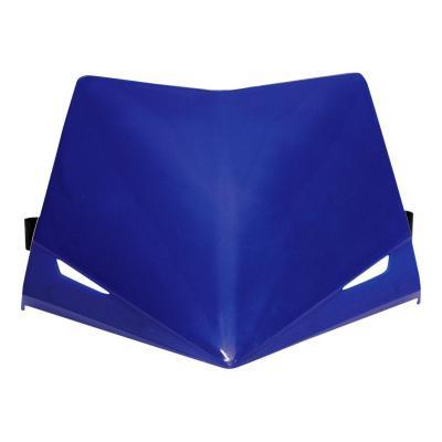 Partie supérieure de la plaque phare UFO Stealth bleu reflex