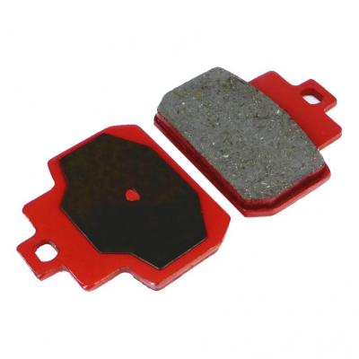 Plaquettes de frein TNT Racing arrière X8/MP3/XEVO 125